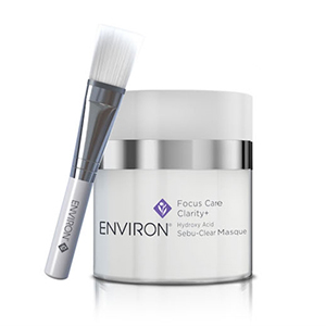 environ Hydoxy acid sebu-clear masque