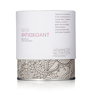 advanced nutrition Skin Antioxidant 60 Capsules