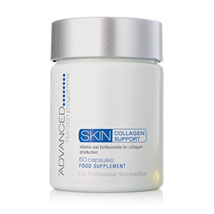 Advanced nutrition skin collagen support 60 capsules