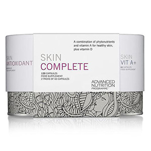 Advanced Nutrition skin complete 120 capsules