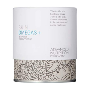 advanced nutrition skin omega plus 60 capsules